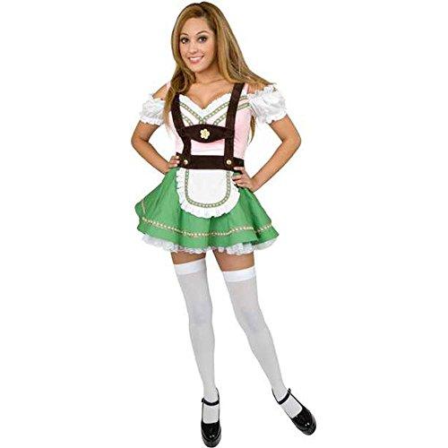 Hansel And Gretel Costumes For Children (Gretel Teen Costume (Size: Teen 14-16))