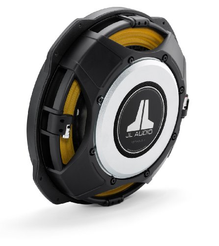 "13TW5V2-4 - JL Audio 13.5"" 4-Ohm 600W Shallow Mount Car Subwoofer"