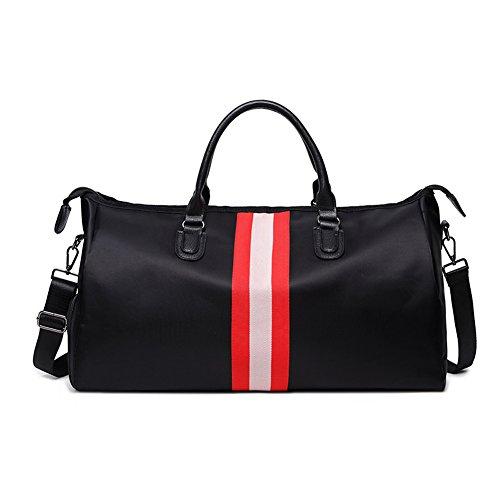 Olyly Designer Travel Tote Duffel Bag,Nylon Luggage Bags Gym Shoulder Handbag by Olyly