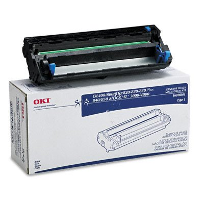 Laser Ozone Filter - Okidata Laser Drum Includes Drum and Ozone Filter 15,000 page yield / OKI56106601 / 56106601