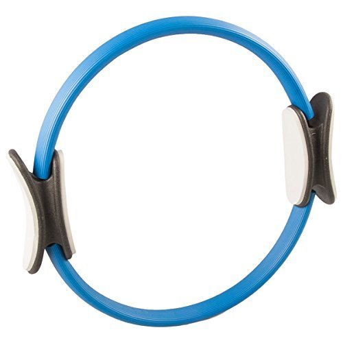 14.5 Pilates Yoga Dual Grip Resistance Full Body Toning Ring Circle Strength by Pilates Ring