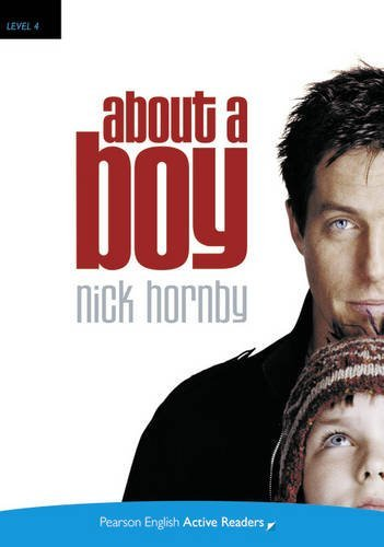About a Boy, Level 4, Penguin Active Readers