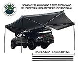 OVS Nomadic Awning 270 - Dark Gray with Black