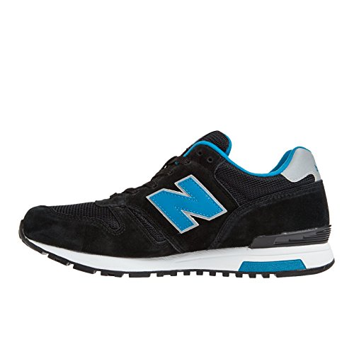Nero 945 New Scarpe Sportive Uomo Black Lifestyle Balance Ml565 Blue FRZZSvYn