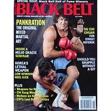 November 2005 Black Belt Magazine Jim Arvanitis Cover