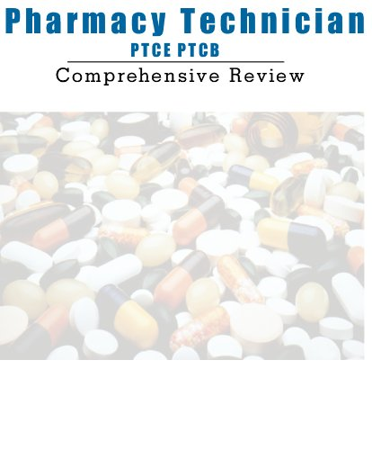Pharmacy Technician Certification Exam Review Study Guide