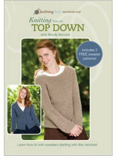 Knitting Top Down Daily Workshop