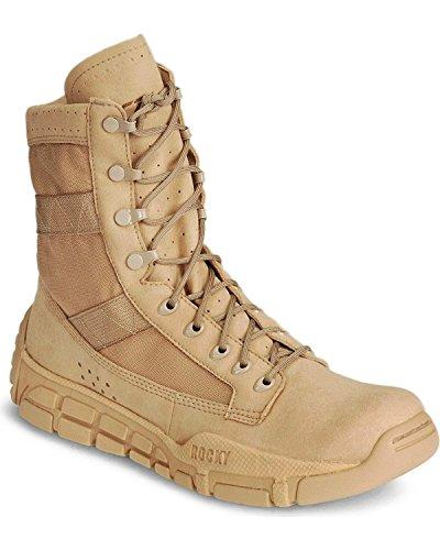 Price comparison product image Rocky Men's C4T Tactical Boot, Desert Tan, 12 W US