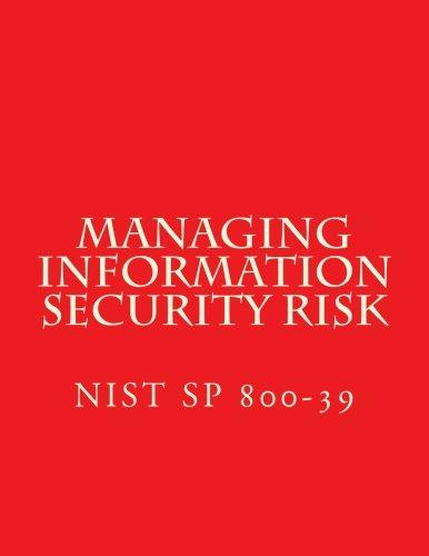Download NIST SP 800-39 Managing Information Security Risk: March 2011 pdf