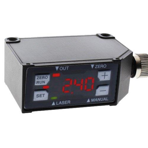 Optex CD22-15-485C Laser Measurement 10 to 20mm Range RS-485 M8