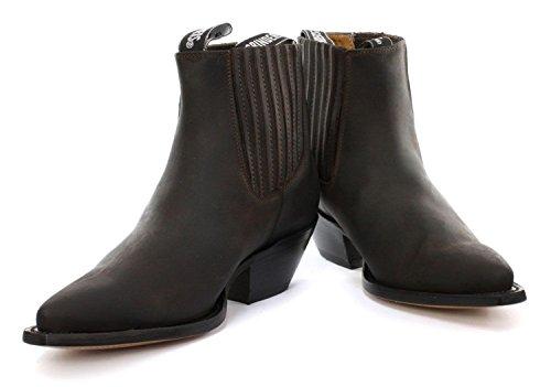 Grinders - Botas para niño Marrón marrón