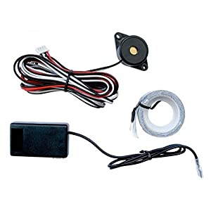 Electromagnetic Car Vehicle Backup Reverse Park Sensor Radar Parking Aid