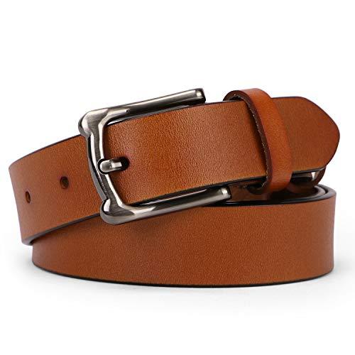 Energie Pants Denim (Women Leather Belt Black Waist Belt for Jeans Pants Dresses Plus Size (Suit pants size 32