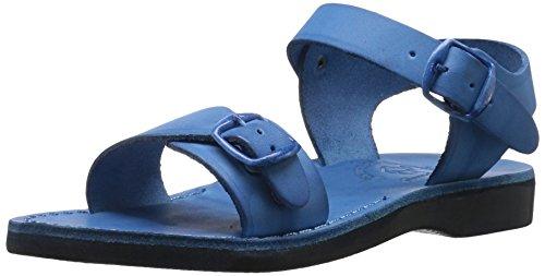 Jerusalem Sandals Women The Original Rubber Gladiator Blue