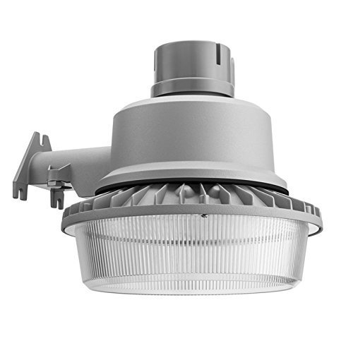Lithonia Lighting TDD LED 2 50K 120 PER M4 LED Wall Mount Area Light, Gray