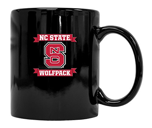 R and R Imports NC State Wolfpack Ceramic Mug 2-Pack