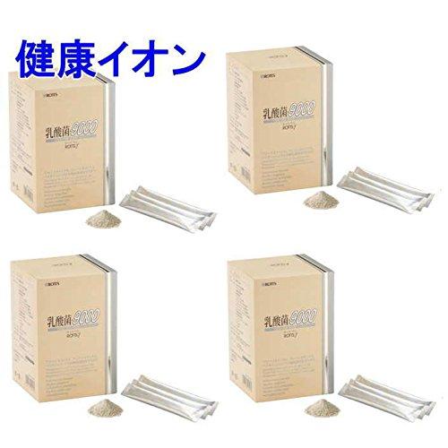 ROTTS-1乳酸菌9000 ロッツワン 2.5g×60包 (4箱セット) 送料無料 ロッツ正規品 B079JMHXQM