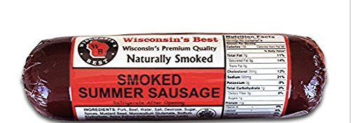 WISCONSINS BEST Sausage ORIGINAL Naturally product image