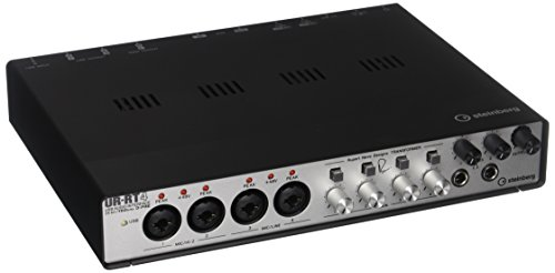 Steinberg UR-RT4 4-Channel Audio Interface with Rupert Neve Designs Transformers
