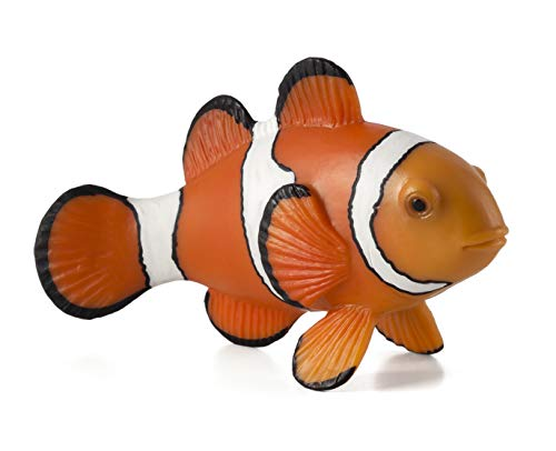 MOJO Clown Fish Toy Figure