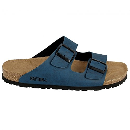 Bayton - Tongs / Sandales - Ba-10377 - Bleu