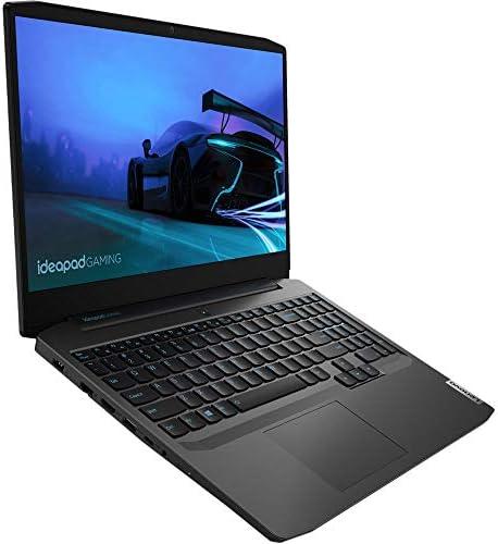 Lenovo Ideapad Gaming 3, Intel Core i7-10750H, 15.6″ FHD, 16 GB RAM, 1TB HDD + 256GB SSD, Nvidia GTX1650Ti 4GB, Eng-Arb, Windows 10 Home, Onyx Black-[81Y40039AX]