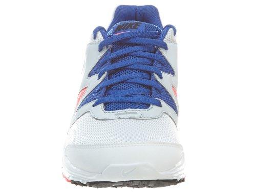 Nike Lunarfly + 3 487753-104 ¿zapatillas De Correr Flexibles Y Livianas? Blanco / Negro - Brght Blue -ht Pnch