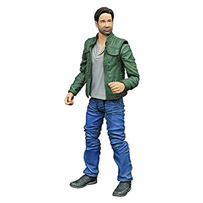 Diamond Select X-Files Series 1 7 inch Action figure - Agent Fox Mulder