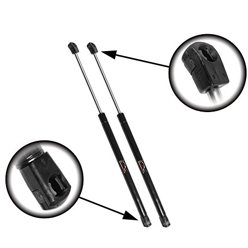 Price comparison product image Qty (2) StrongArm 4188 Rear Window Glass Lift Supports Struts Shocks Springs