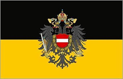 U24Bandiera Bandiera AUSTRIA UNGHERIA Boot Bandiera qualità premium 150x 250cm