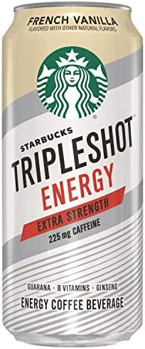Coffee Drinks: Starbucks Tripleshot