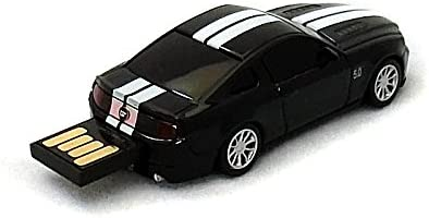 Amazon.com  Ford Mustang GT USB Flash Drive 16GB Black  Computers ... 2bbb1c242f