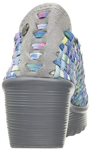 Bernie Wedge Women's Pump Camo Multi Mev Halle rqT8rw