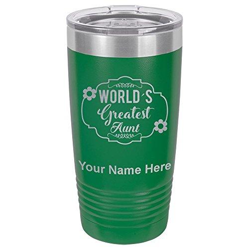 20oz Tumbler Mug, World