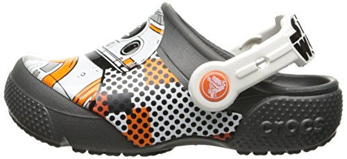 Pictures of Crocs Kids' Fun Lab Star Wars BB-8 Clog Graphite 5