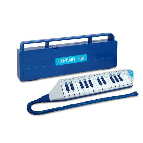 BONTEMPI-MP 426-instrument de musique-Mélodica 25 t. + tube flex + étui by Bontempi