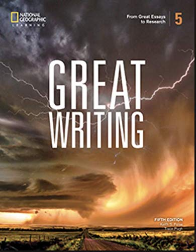 Great Writing 5 (5th Edition) Student Book with Online Workbook