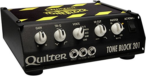 Quilter Labs Guitar Amplifier Head, Black (TB201-HEAD) - Head Dual Rectifier