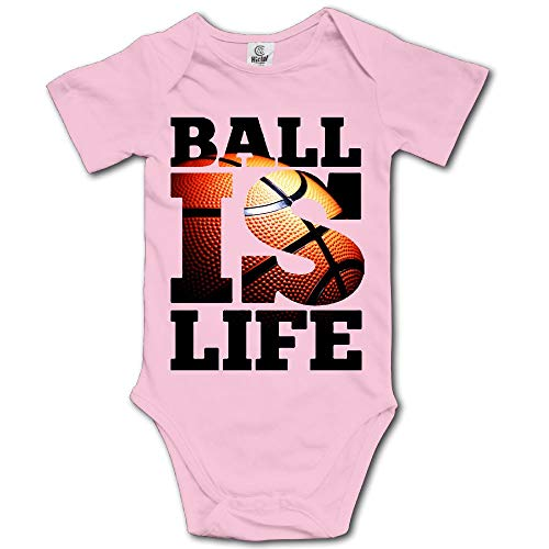 Ghhpws Basketball is Life Baby's Boy's/Girl's Short for sale  Delivered anywhere in USA