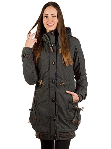 Foncé Jacket Becky Naketano V Pupst Vert Black nzYHwZqvx7
