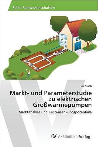 Book Markt- und Parameterstudie zu elektrischen Großwärmepumpen