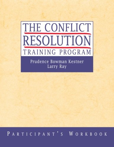 The Conflict Resolution Training Program