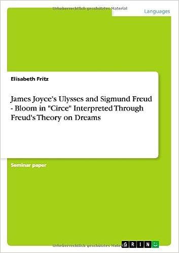 Book James Joyce's Ulysses and Sigmund Freud - Bloom in