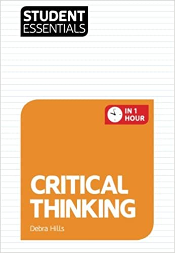 Amazon com  Critical Thinking  A Concise Guide