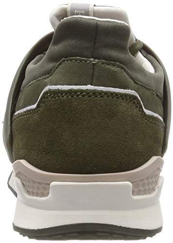 Homme Edison Baskets 4 Lloyd Vert verde wHpWq