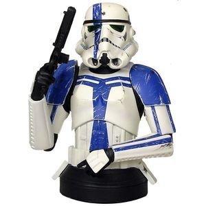 スターウォーズ STAR WARS THE FORCE UNLEASHED STORMTROOPER COMMANDER MINI BUST [Toy] by GENTLE GIANT [並行輸入品] B00ZAE1FZA