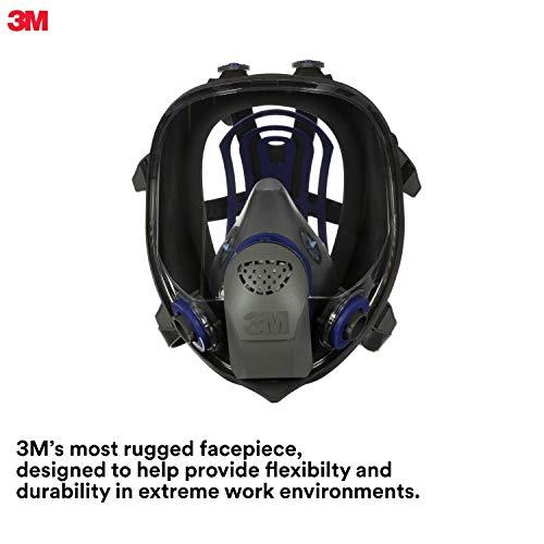 3M Ultimate FX Full Facepiece Reusable Respirator
