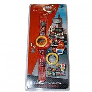 Kids Euroswan Reloj Cars Proyector: Amazon.es: Juguetes y juegos