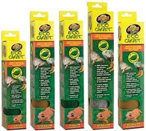 Amazon Com Zoomed Eco Carpet 13x48 Quot 50 Gallon Pet Supplies