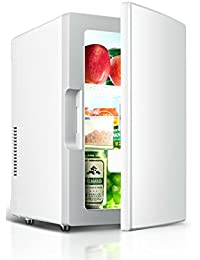 SL&BX 10l car refrigerator,Student dormitory household mini fridge mini dorm small fridge freezer single door for bedroom office or dorm-C 21.5x31.5x34.5cm(8x12x14inch)